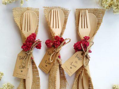souvenir sendok kayu