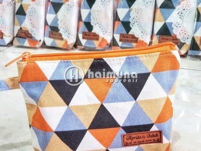 Souvenir pouch katun